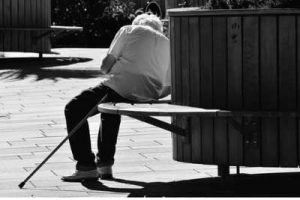 בעיות נפשיות בגיל הזהב